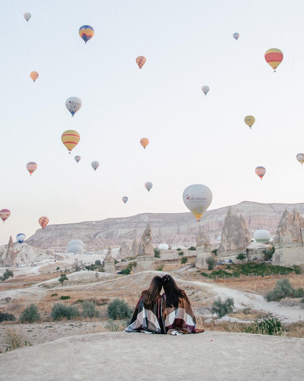 Sword Valley, Cappadocia, Turkey
