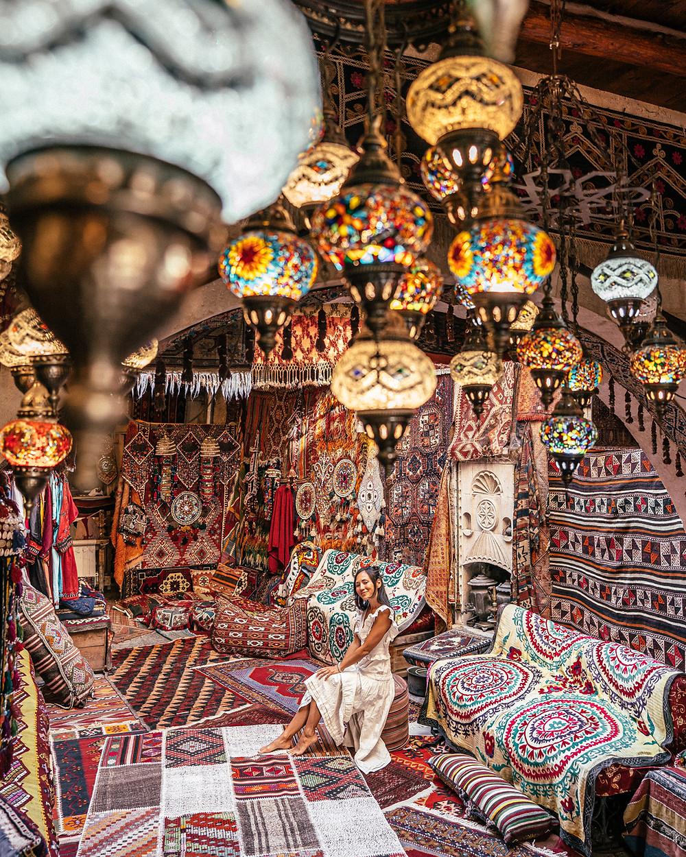 Sultan Carpets, Goreme, Cappadocia, Turkey