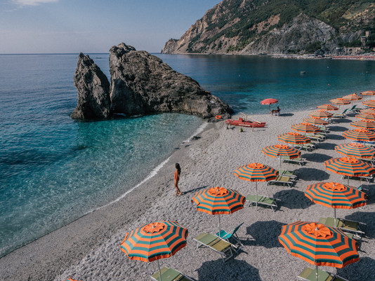 CINQUE TERRE, ITALY: TRAVEL GUIDE + ITINERARY