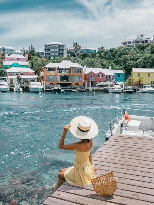 A GUIDE TO ONE WEEKEND ON BERMUDA