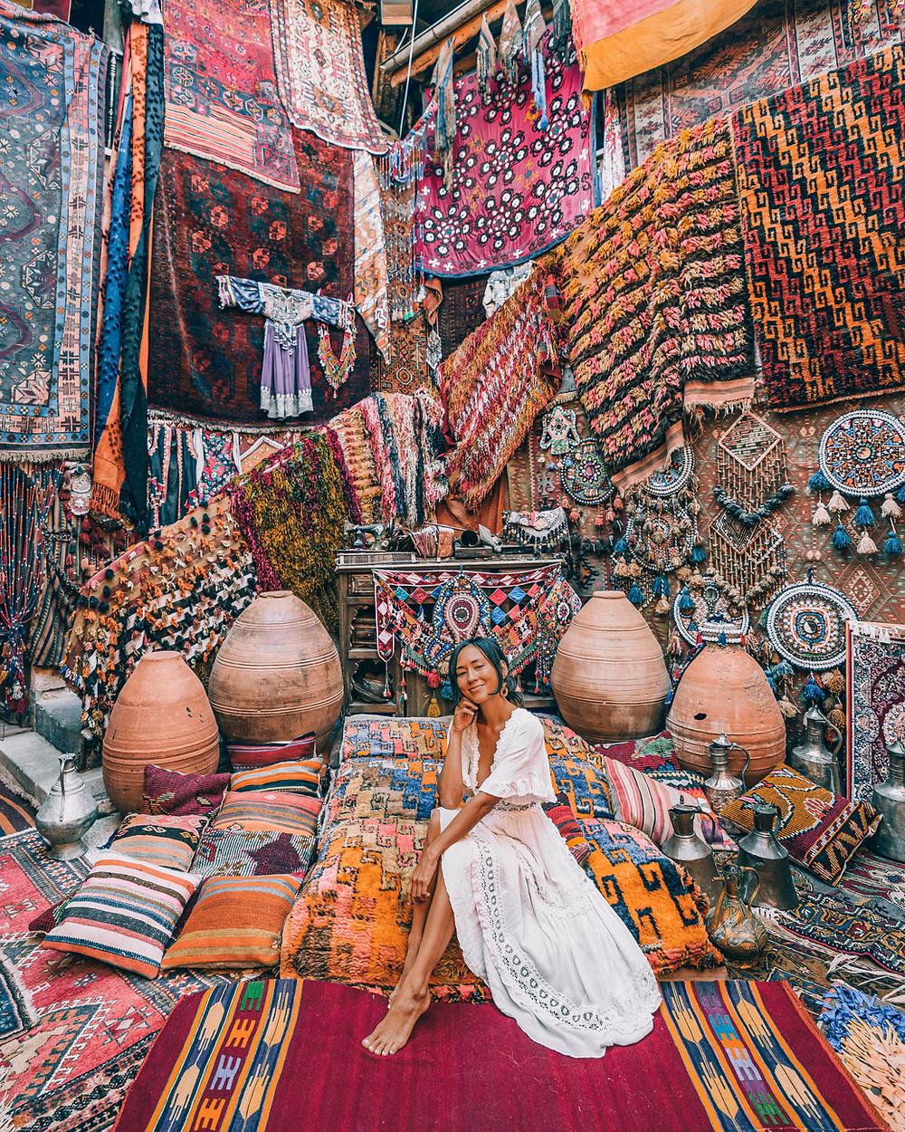 Galerie Ikman, Goreme, Cappadocia, Turkey