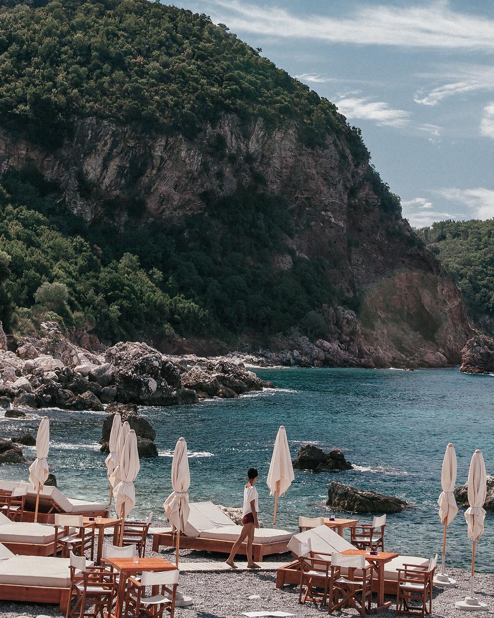 Gailja Beach, Montenegro