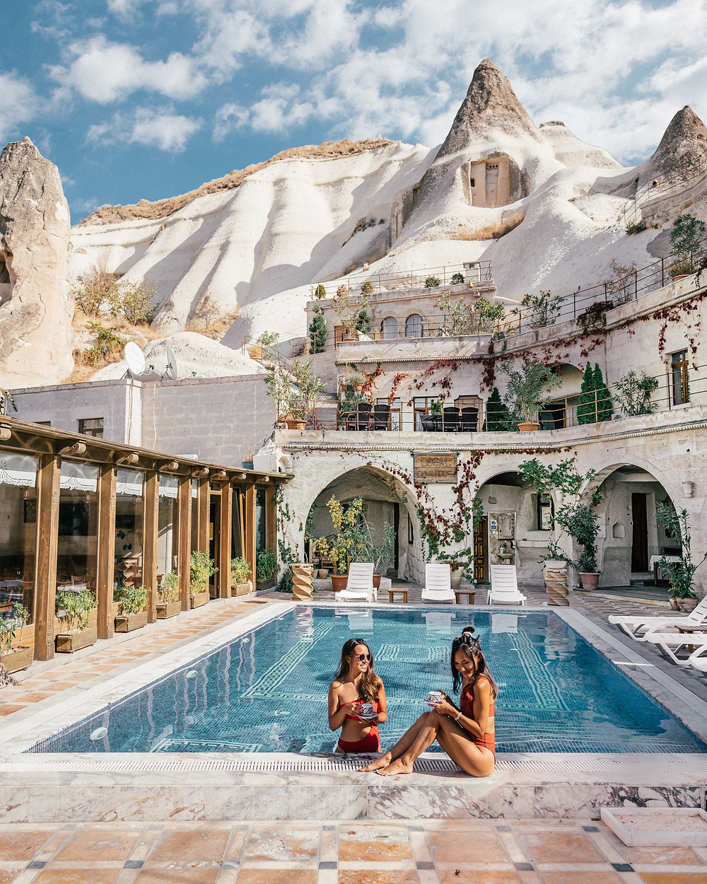 Local Cave House, Goreme, Cappadocia, Turkey