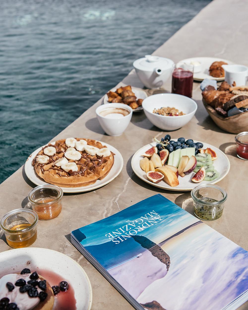 Andronis Arcadia, Oia, Santorini Greece