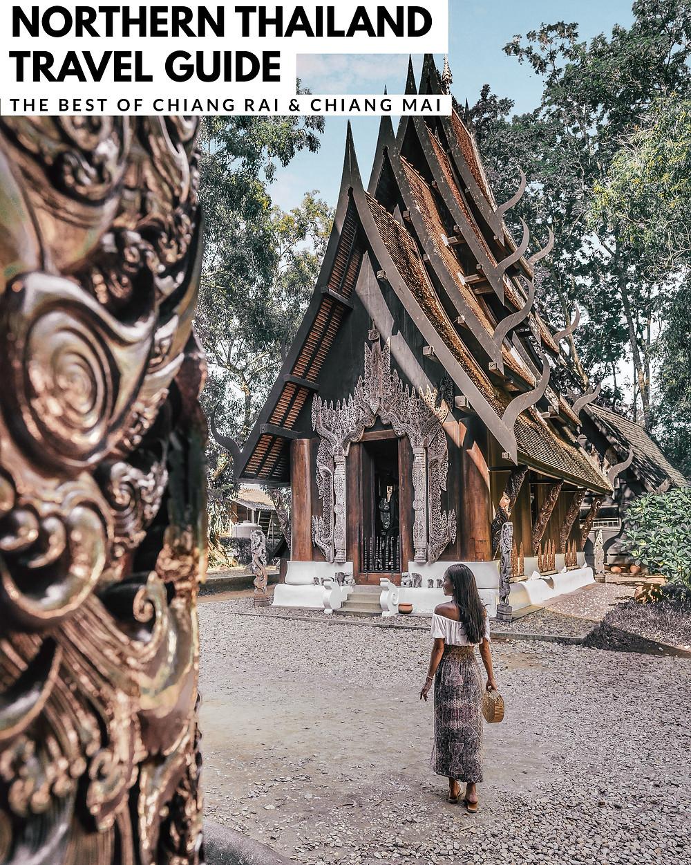 Chiang Rai Chiang Mai Thailand Travel Guide