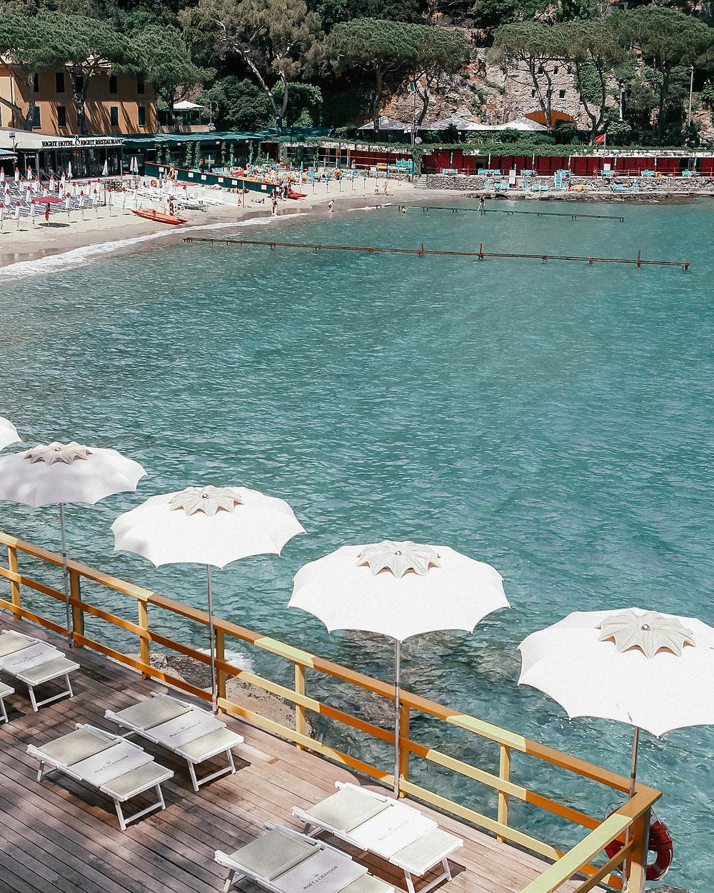 Paraggi Beach, Portofino, Italy