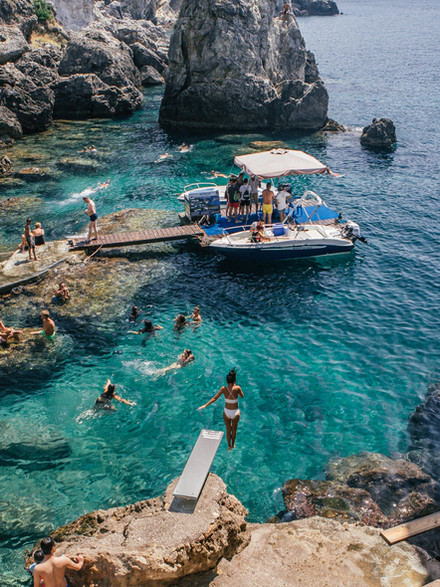 CORFU, GREECE IN ONE WEEK: A COMPLETE TRAVEL GUIDE