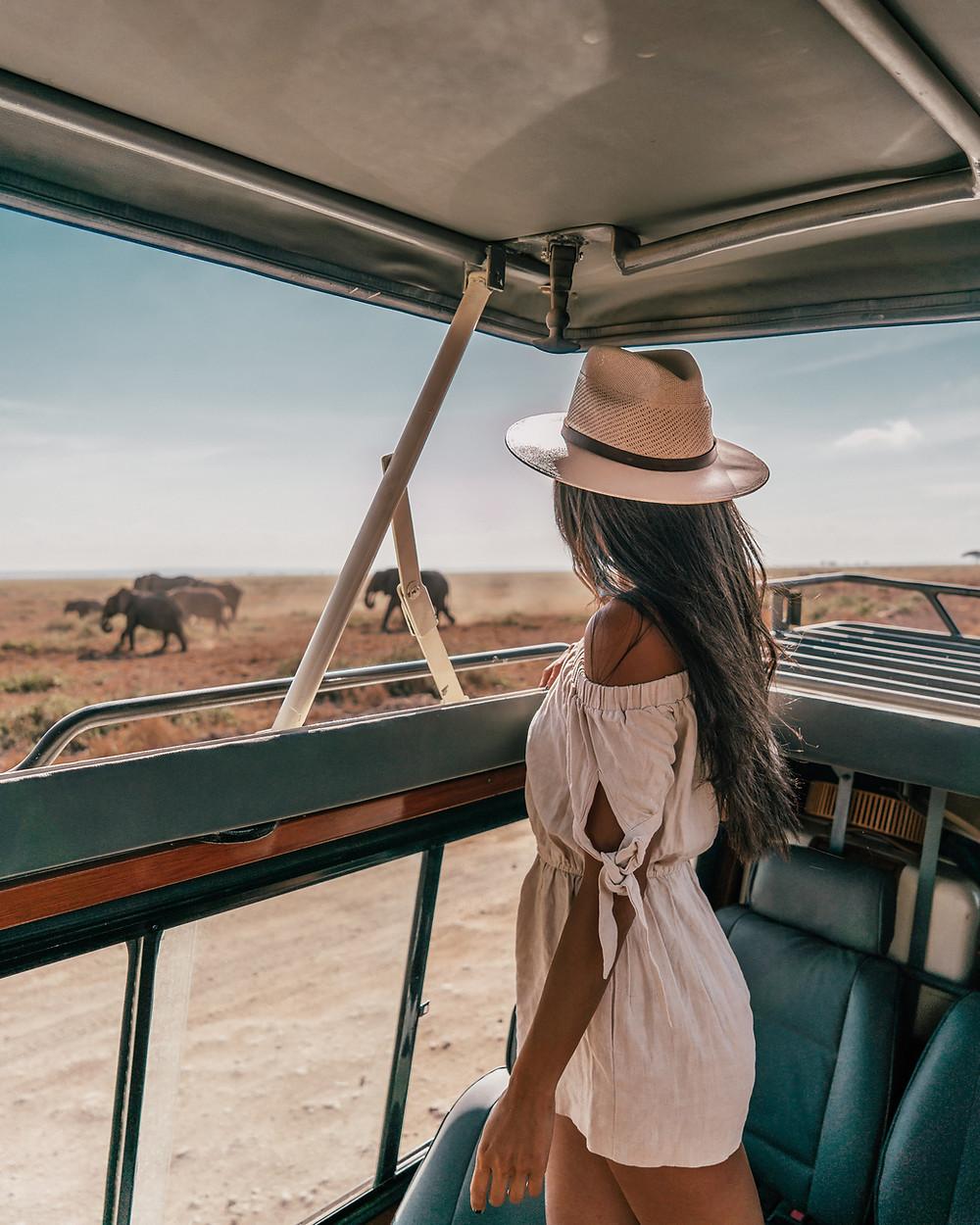 Amboseli National Park Safari, Kenya