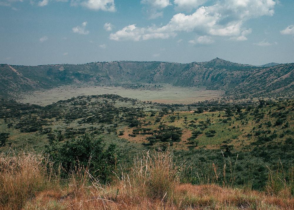 Crater, Uganda