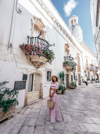 TRAVEL GUIDE TO ALL-THINGS PUGLIA, ITALY
