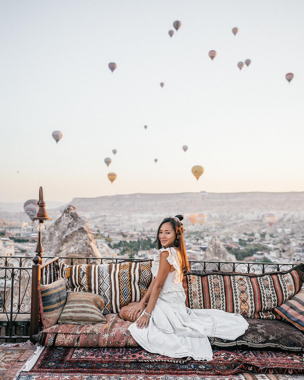 Koza Cave Hotel, Goreme, Cappadocia, Turkey