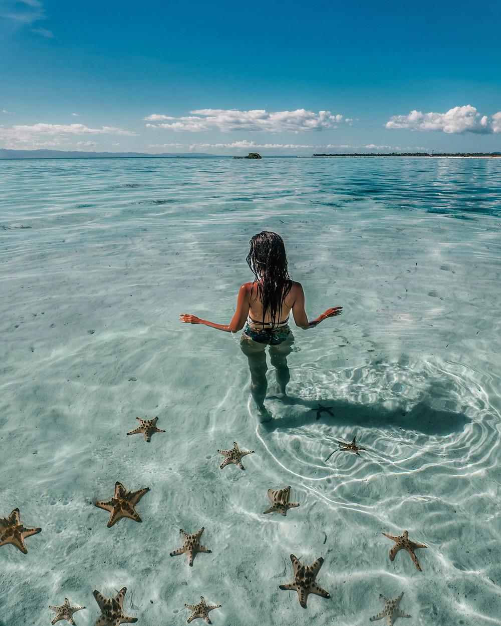 Virgin Island Sanbar, Panglao, The Philippines