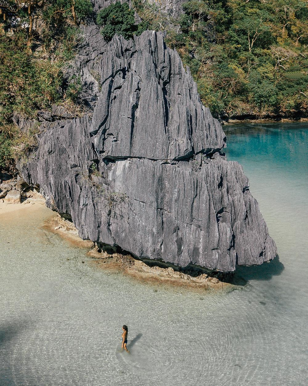 Cadlao Lagoon, El Nido, Palawan, The Philippines