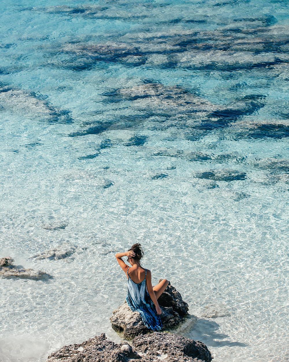 Elafonissi Beach, Crete, Greece