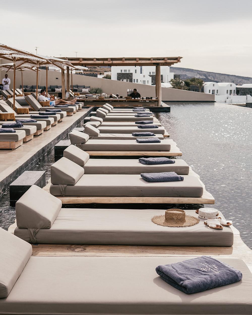 Andronis Arcadia Pool, Oia, Santorini, Greece