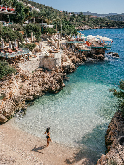 KAS: A GUIDE TO TURKEY'S MOST CHARMING COASTAL DESTINATION