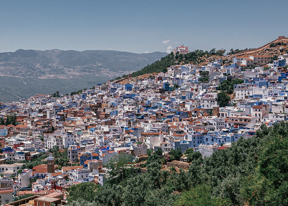 Chefchaouen, The Blue Pearl, Morocco