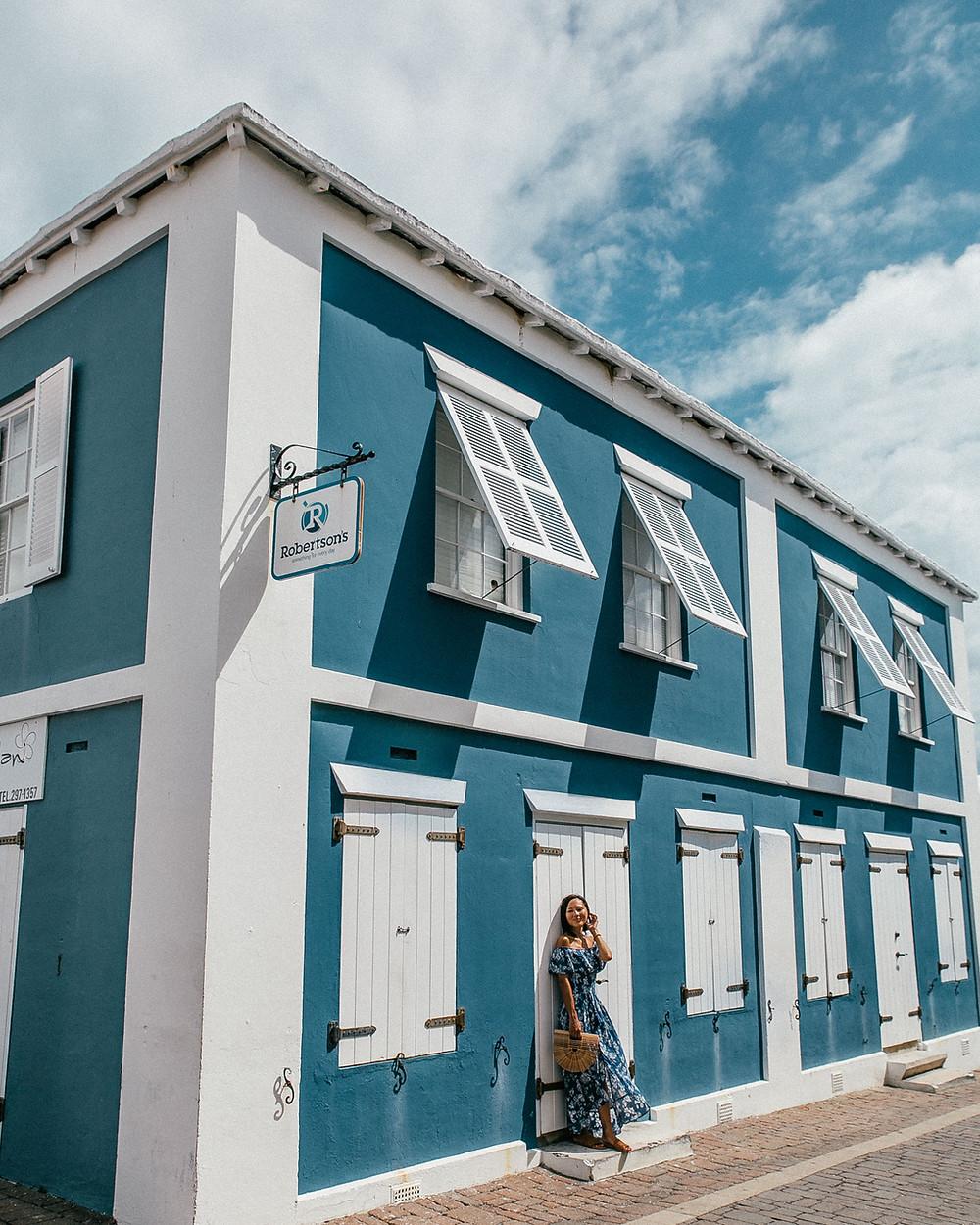 St. George's Parish, Bermuda