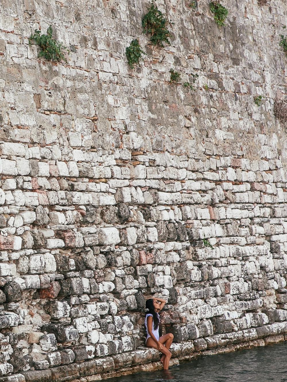 Corfu Old Town City Walls, Greece