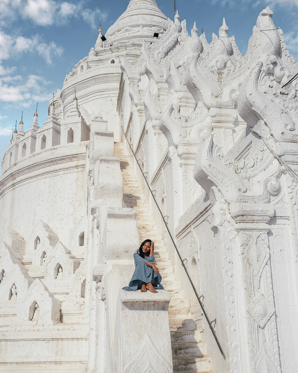 Hsinbyume Pagoda, Mandalay, Myanmar
