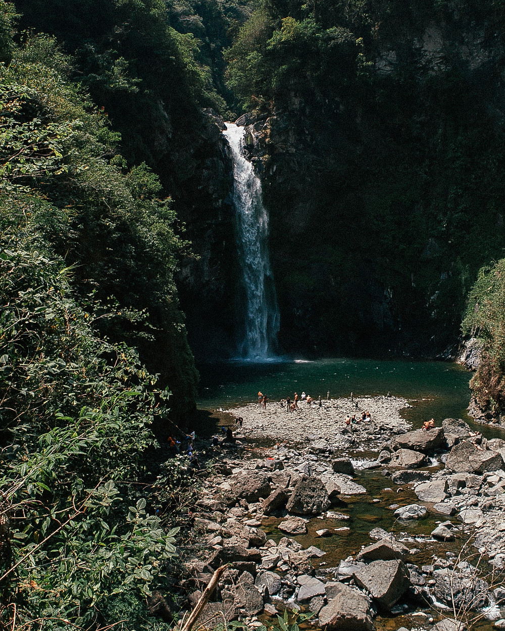 Tappiya Falls, Batad, The Philippines