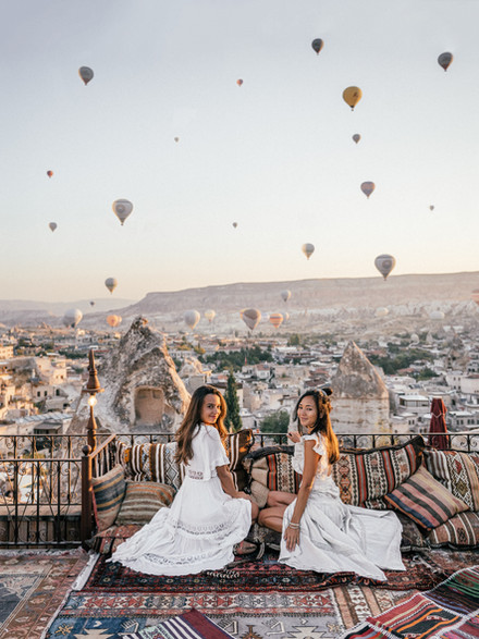 A COMPLETE GUIDE TO THE FAIRYTALE WORLD OF CAPPADOCIA