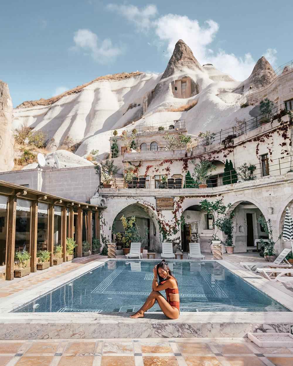 Local Cave House, Goreme, Cappadocia, Turkey