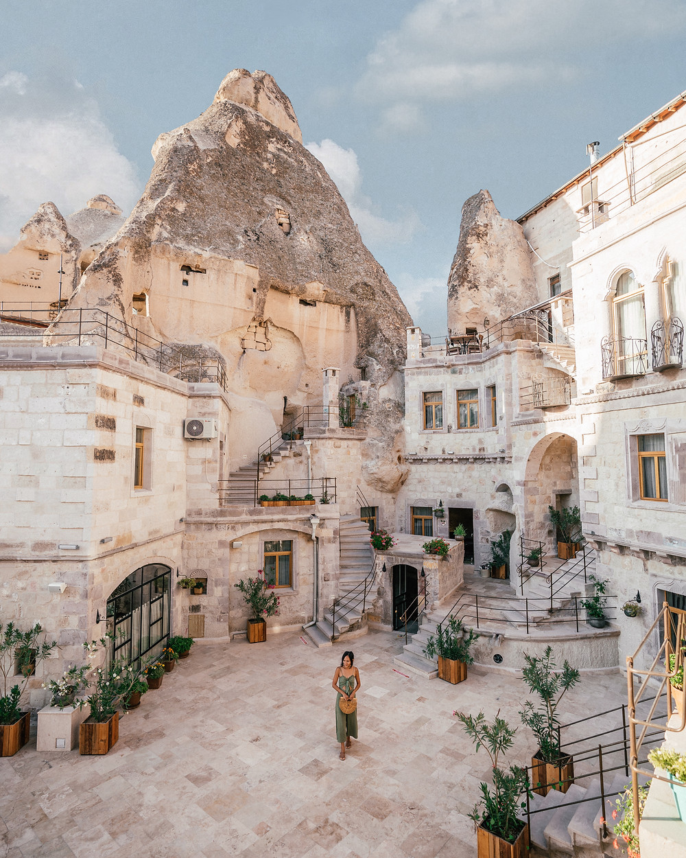 Imperial Cave Suites, Goreme, Cappadocia, Turkey