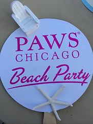 Paws Beach Party
