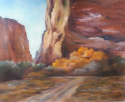2016-07-03 13.07.38  into the canyon, oil