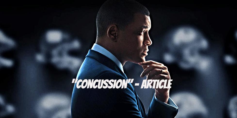 """Concussion"" Inquistr Article"