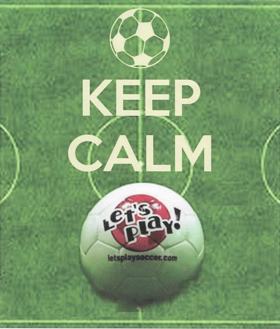 Keep Calm Let's Play!