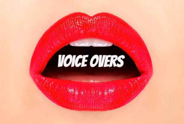 Commercial Voice Overs