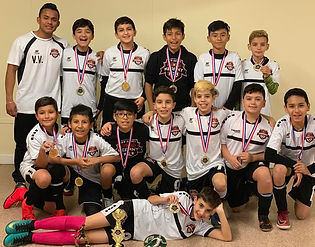 soccer club teams for kids