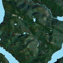 Multispectral Satellite Image