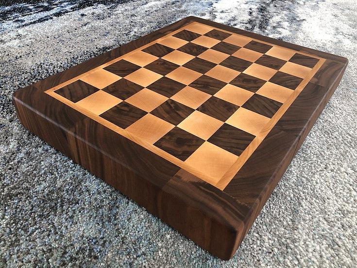 Checkerboard End Grain