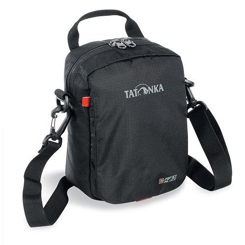 Bolso con bandolera y sistema de protección RFID Check In Safety Tatonka