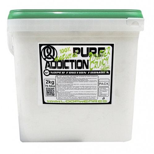 Magnesio Pure Addiction Crunch 2 kg de Loop