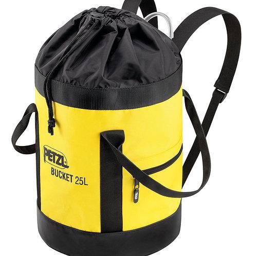 Saco autoportante Bucket 25 Litros de Petzl