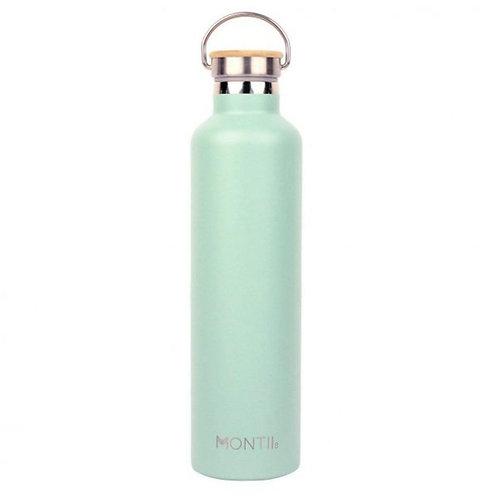 Botella termo en  acero inox de  1 Litro Montii