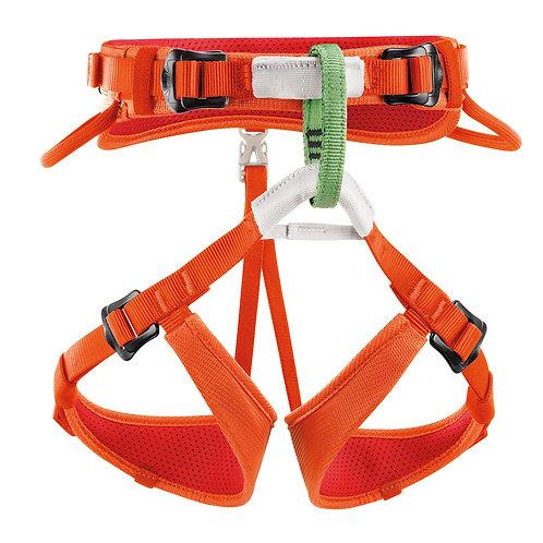 Arnés de cintura regulable para niños Macchu de Petzl