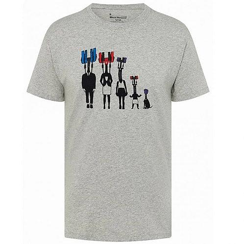 Camiseta Cam Family de Black Diamond