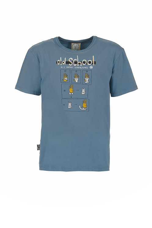 Camiseta Old School de E9