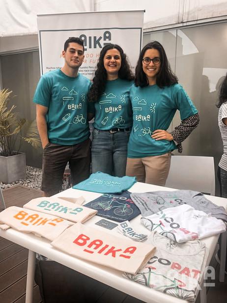 Feria de emprendimientos y Ongs organizada por una empresa