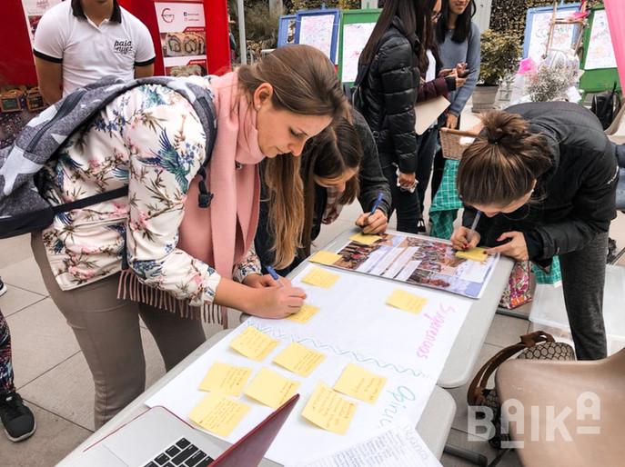 Feria de la universidad del Pacífico: emprende up