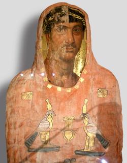 herakleides-mummyr- Cuni Encaustic 蠟彩 美術顏料