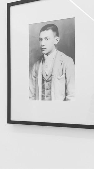 Portrait de Picasso à 15ans