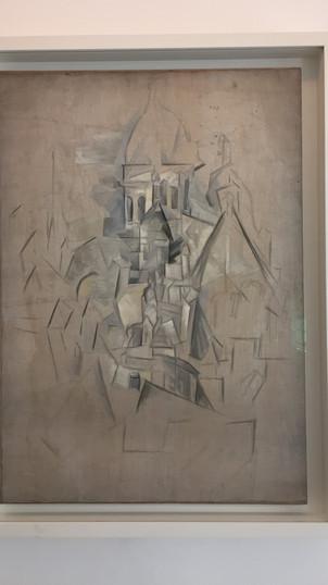La Sacré-Coeur / Pablo Picasso