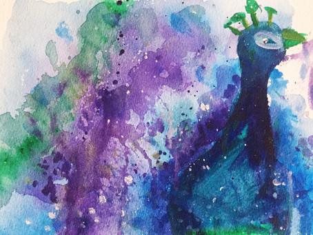 [ 2019 Cuni Exhibition 西班牙水性蠟彩 亞洲首次聯展|徵展小小藝術家介紹 - 6/9 ] 📣📣📣
