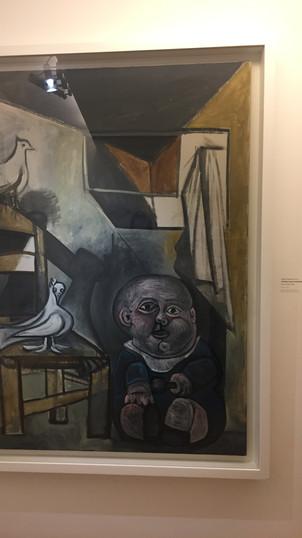 La Chèvre / Pablo Picasso